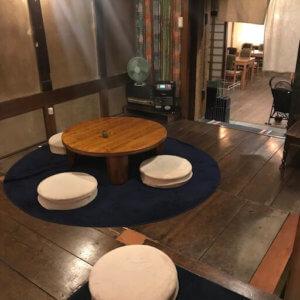チャマメカフェ 座敷