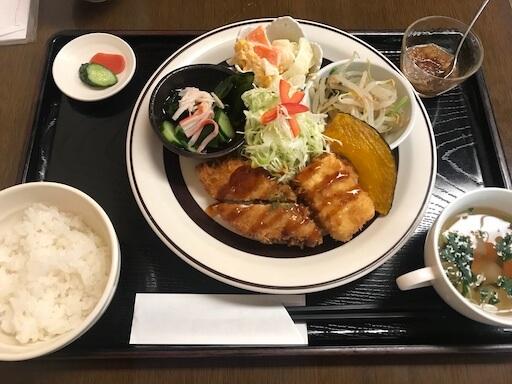 高山 子連れ 和食 ランチ ぱせり 日替わりランチ